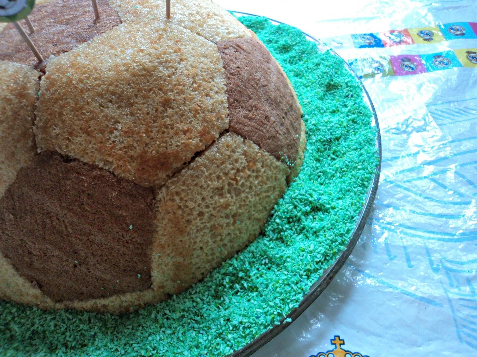 receta casera tarta balón mousse chocolate