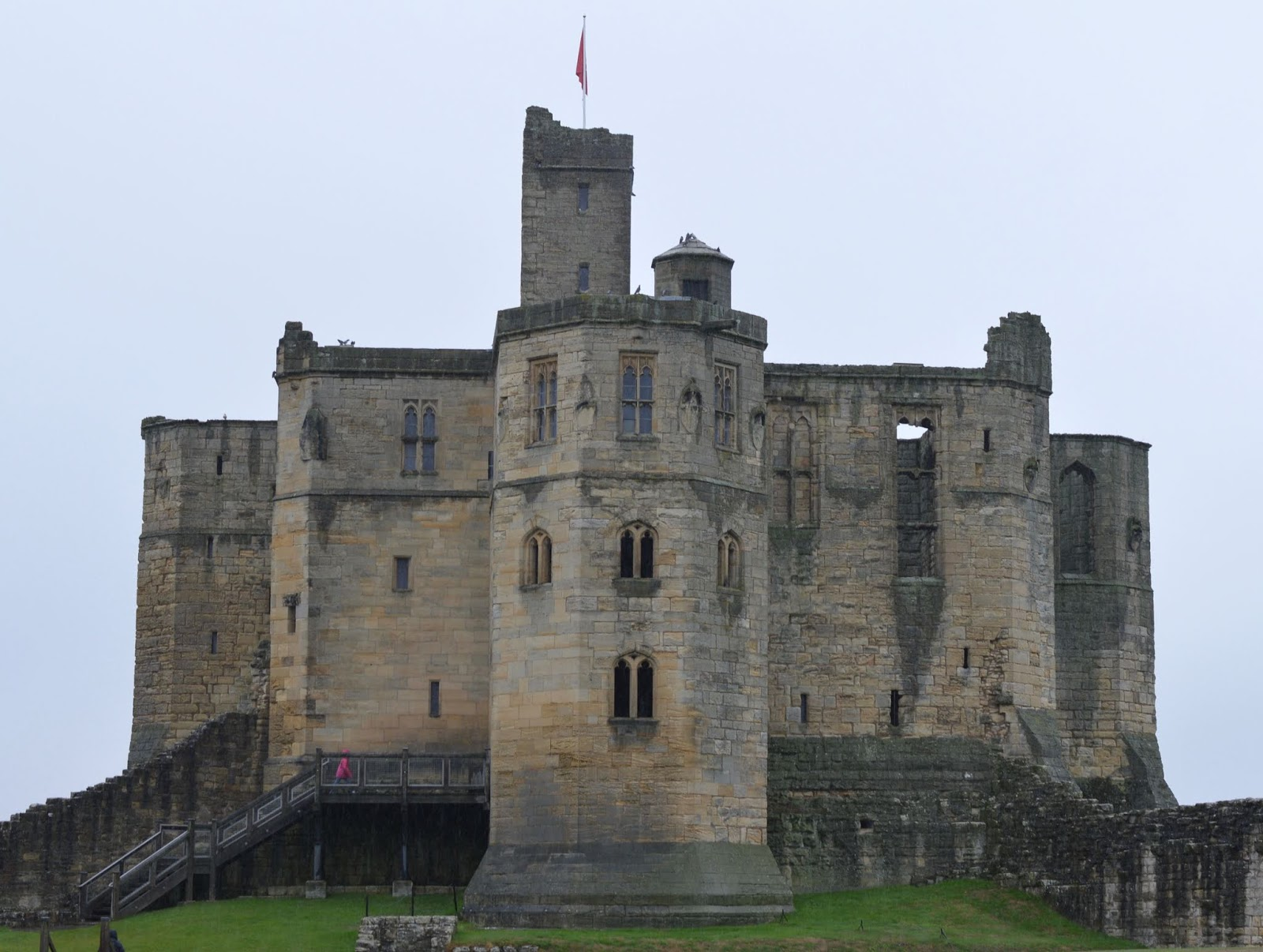 Coastal Adventures in Northumberland with Parkdean Resorts - Warkworth Castle