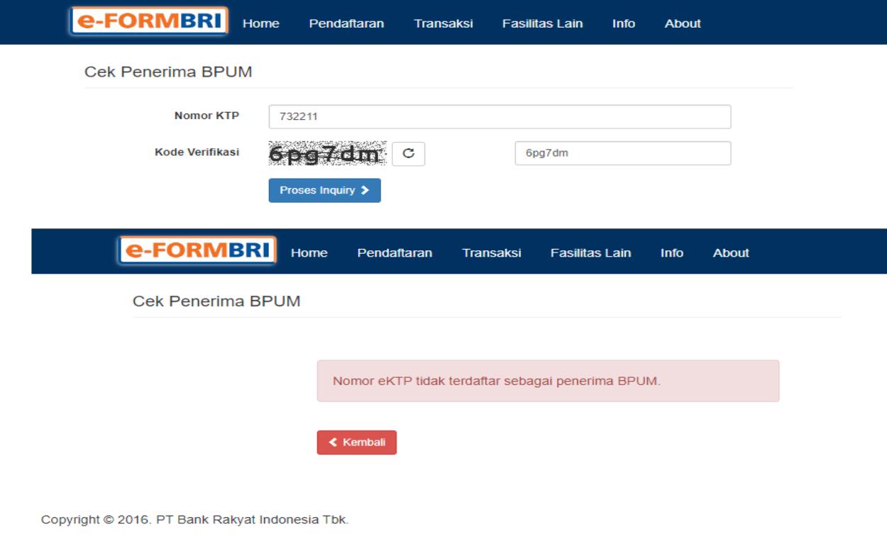 Cara Daftar eform.bri.co.id/bpum + Cek Penerima BLT UMKM