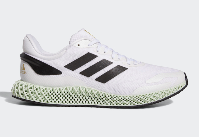 Adidas ra mắt phiên bản 4D Run 1.0 mượn thiết kế SuperStar