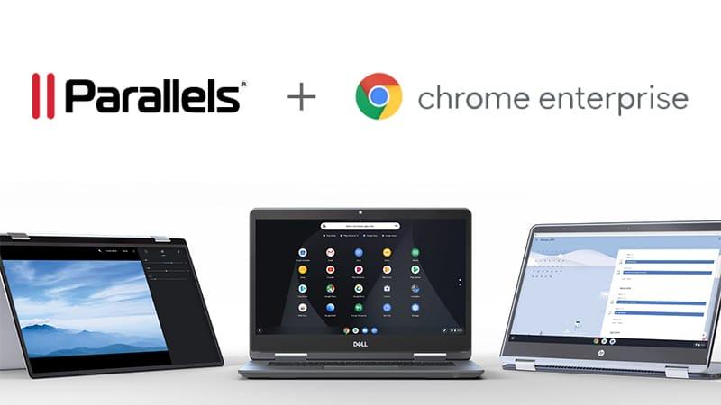 Le App di Windows presto nei Chromebook grazie a Parallels