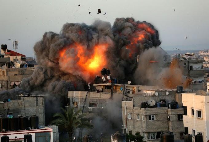 El número de muertos en Gaza asciende a 197 y más de 1.200 heridos.