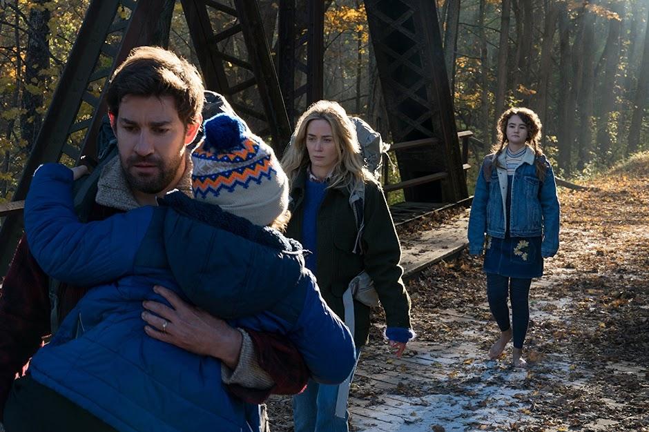 """John Krasinski é confirmado na direção de """"Um Lugar Silencioso 2"""", Emily Blunt retorna"""