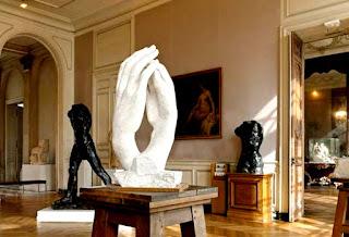 Rodin Museum: Le Baiser