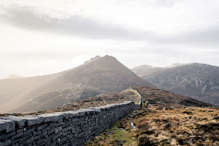 Stone Wall - Photo by Daniel Born on Unsplash