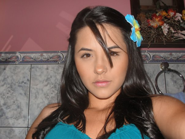 Melissa dancing costa rica girl - 3 10