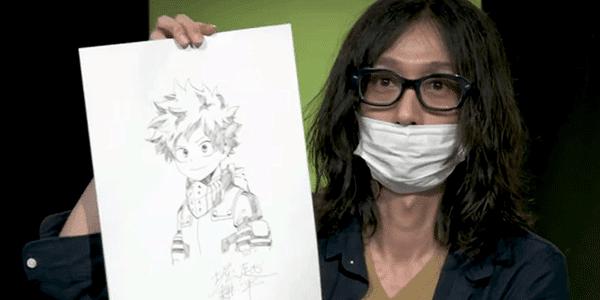 Resultado de imagen para Kōhei Horikoshi,