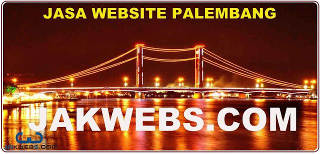 jasa pembuatan website murah palembang