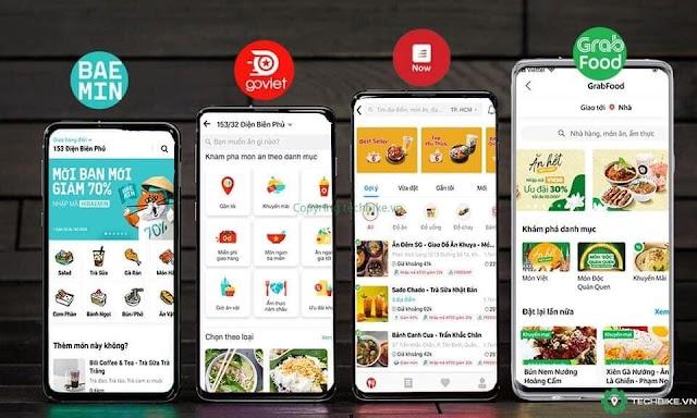 Cuộc chiến trong lĩnh vực startup giao đồ ăn giữa các gã khổng lồ tại Việt Nam