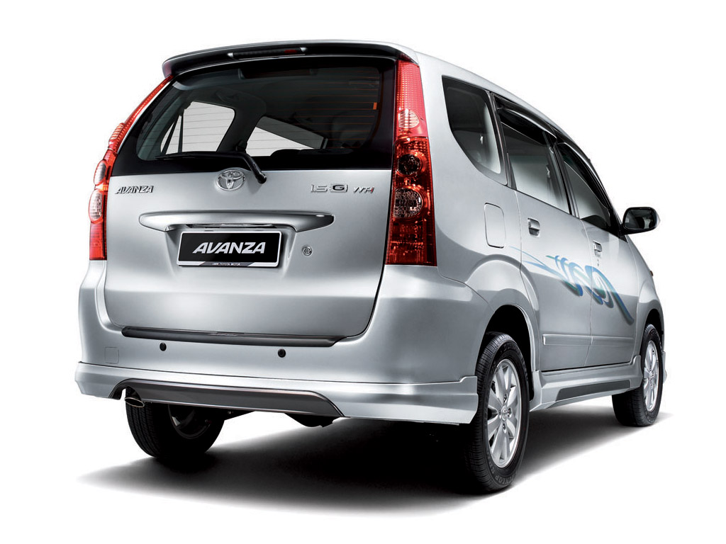 Grand New Avanza G 1.5 Matic Dotautomotive
