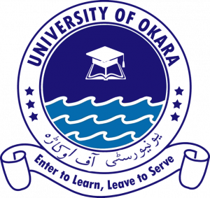 University of Okara logo, uni of okara,uo, uni of okara logo