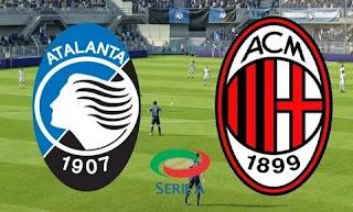 Аталанта - Милан смотреть онлайн бесплатно 22 декабря 2019 прямая трансляция в 14:30 МСК.