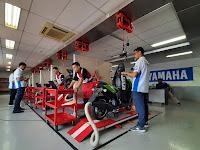 1.500 Mekanik Yamaha Meriahkan ITGP 2020