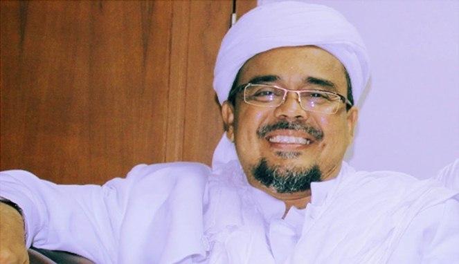 Habib Rizieq Bocorkan Kondisinya Sekarang di Arab Saudi