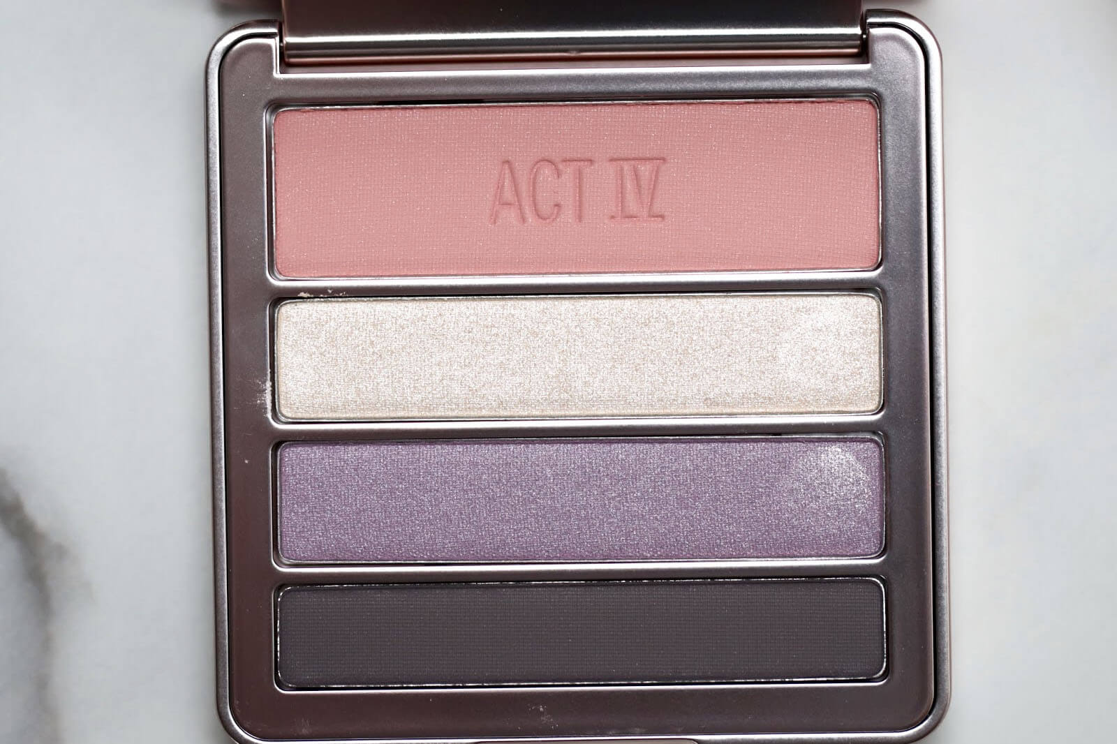 Estee Lauder Act IV Palette Best Pictures swatch