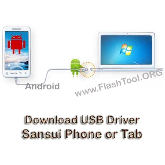 Download Sansui USB Driver