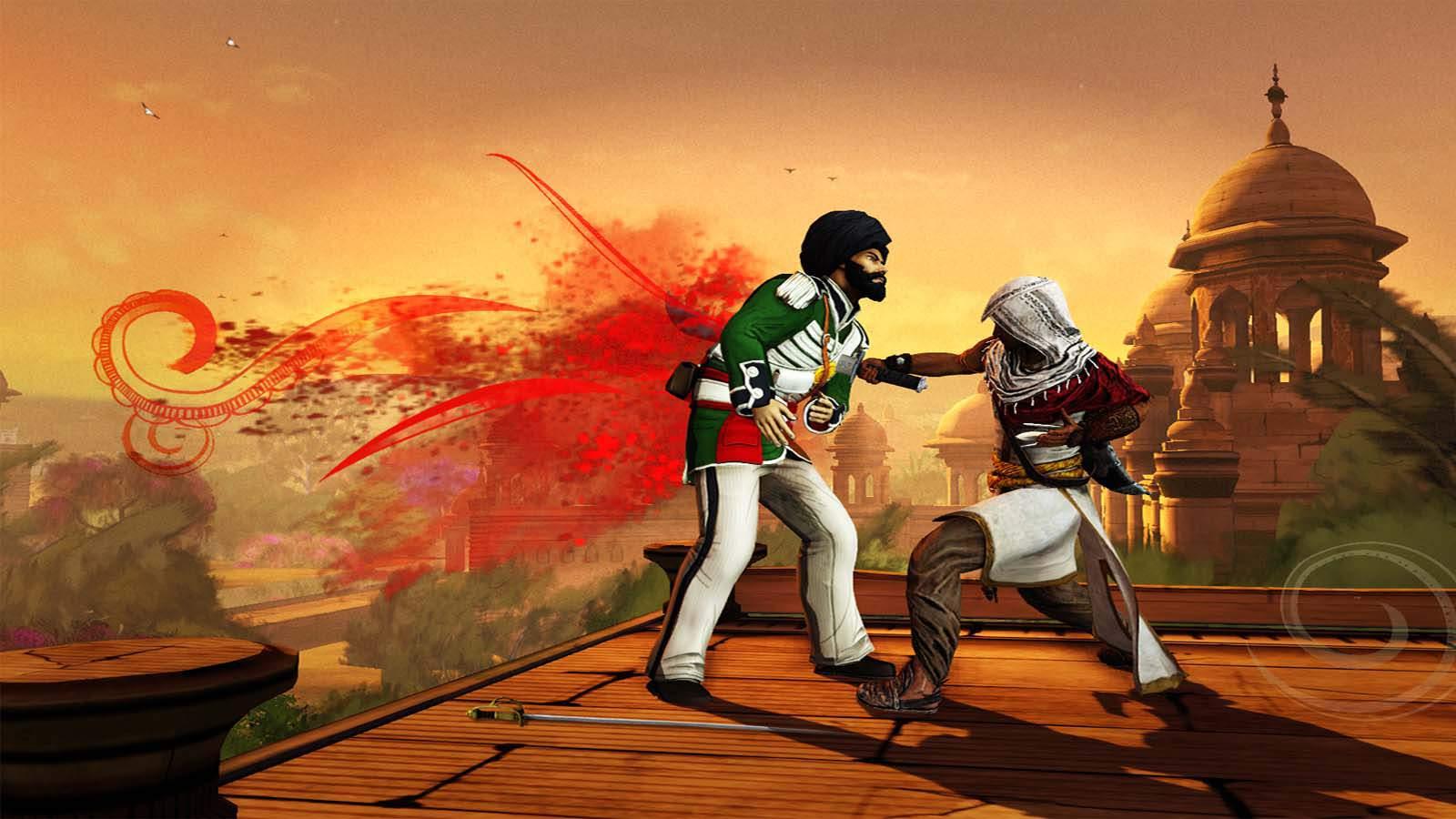 تحميل لعبة Assassin's Creed Chronicles India مضغوطة برابط واحد مباشر كاملة مجانا