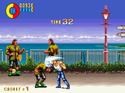 Karate Blazers+arcade+game+portable+videojuego+descargar gratis