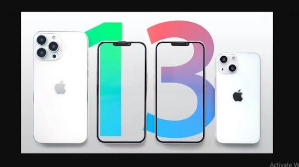 Bocoran Harga iPhone 13 Series