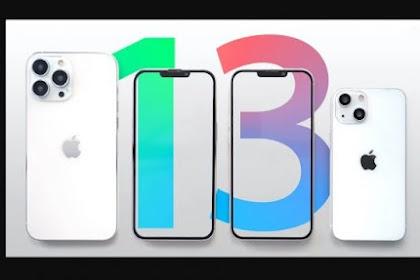 Bocoran Harga iPhone 13 Series, Smartphone Terbaru Apple