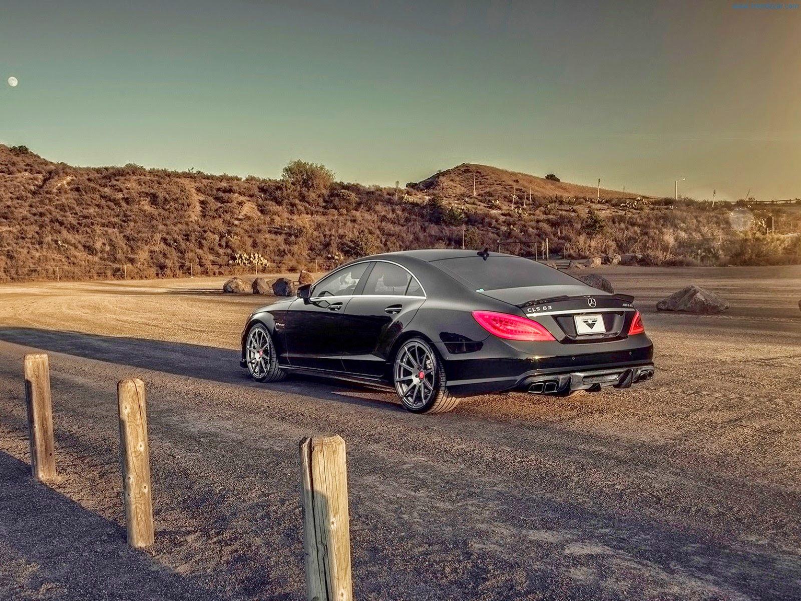 2016 Mercedes Benz Amg E 63 Sedan >> Mercedes-Benz CLS63 AMG by Vorsteiner   BENZTUNING