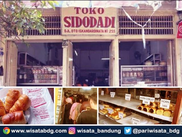 Roti Sidodadi, Kuliner Legendaris dari Bandung