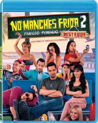 No Manches Frida 2 [2019] [BD25] [Latino]