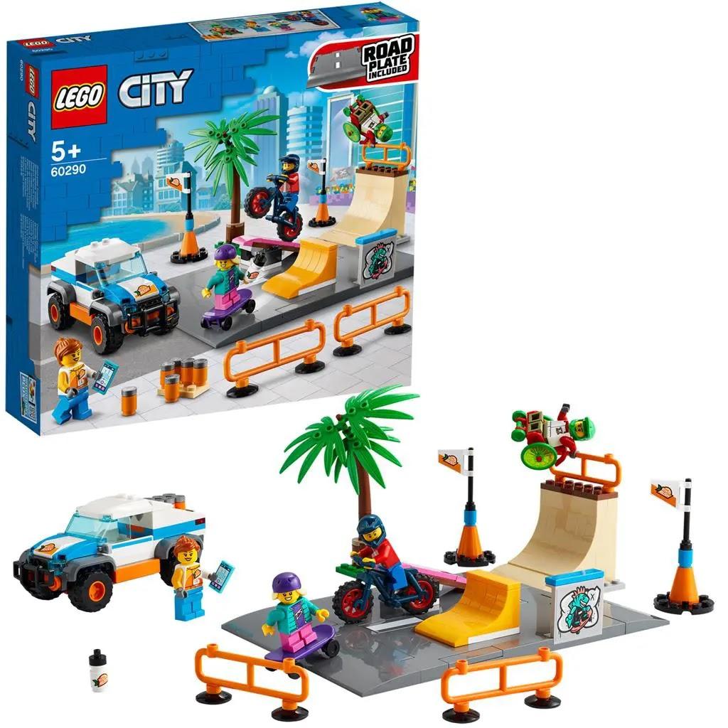 レゴ(LEGO) シティ スケートパーク 60290