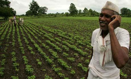 मोबाइल इंटरनेट से किसान कर सकते हैं कमाई
