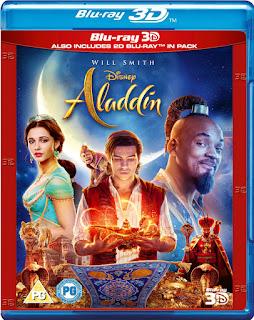 Aladdín [BD25 3D] *Con Audio Latino