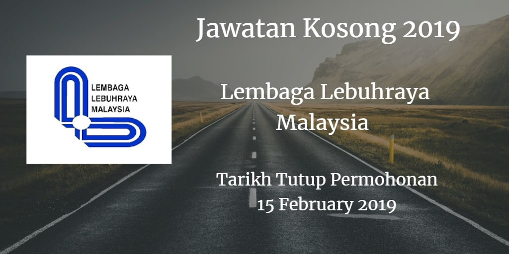 Jawatan Kosong LLM 15 February 2019