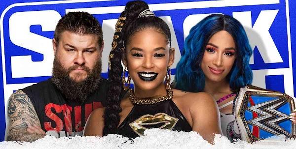 Ver Wwe En Vivo SmackDown 12 de Marzo 2021