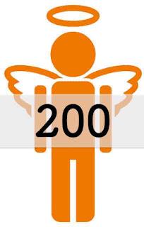 エンジェルナンバー 200 の意味