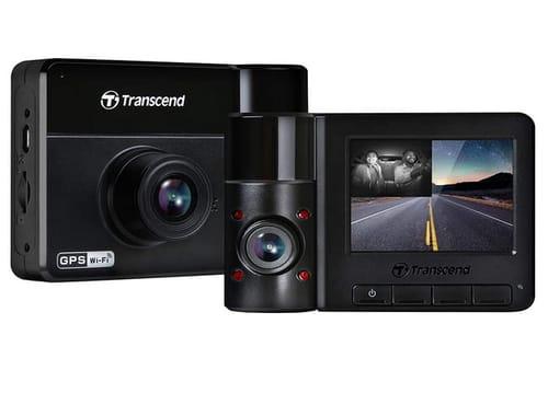 Transcend TS-DP550B-64G DrivePro 550 Dash Camera