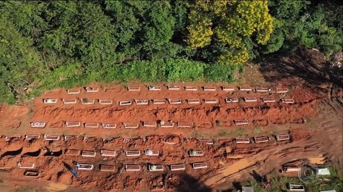 Rondônia passa de 600 mortes por Covid-19 e chega a 26 mil casos