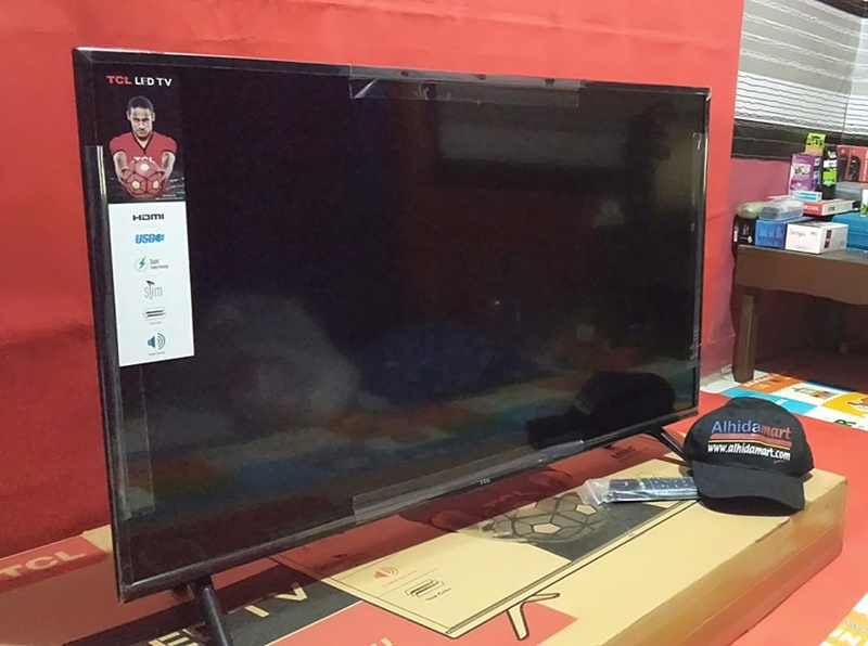 TCL LED TV 40 Inch - 40D3000A