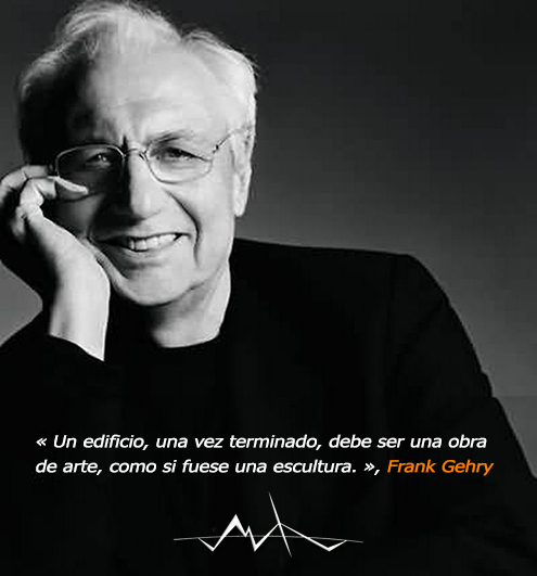 frank-gehry-frases-arquitecto-citas-phrases-quotes-architect-architecture-arquitectura-texto-text-icon-imagen-picture-escultura-sculpture-edificio-building-shapes-formas