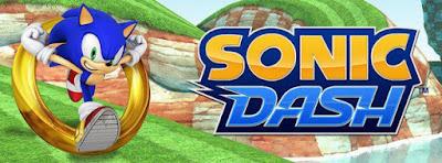 Sonic Dash Apk mod