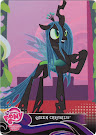 MLP Queen Chrysalis Equestrian Friends Trading Card