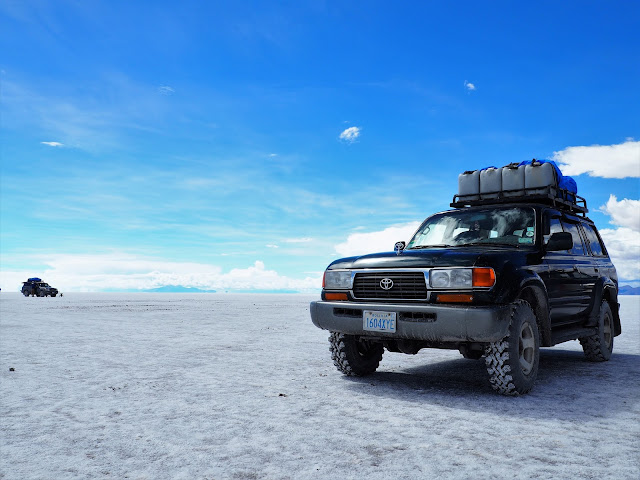 Jeep Tour, Salar de Uyuni
