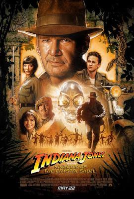 Indiana Jones and the Kingdom of the Crystal Skull  |2008| |DVD| |R1| |NTSC| |Latino|