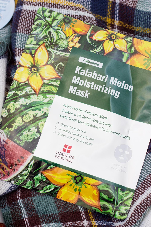 Leaders 7 Wonders Kalahari Melon Moisture Mask