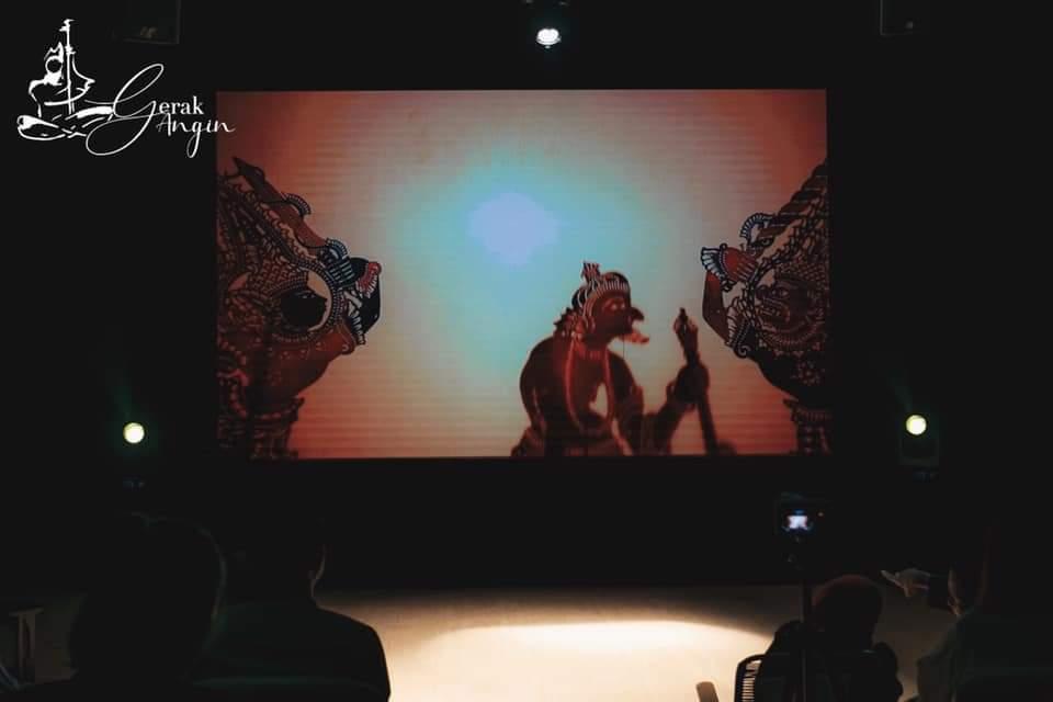 Festival Gerak Angin Festival Seni Budaya secara maya/digital pertama di Malaysia dibawakan oleh MOTAC