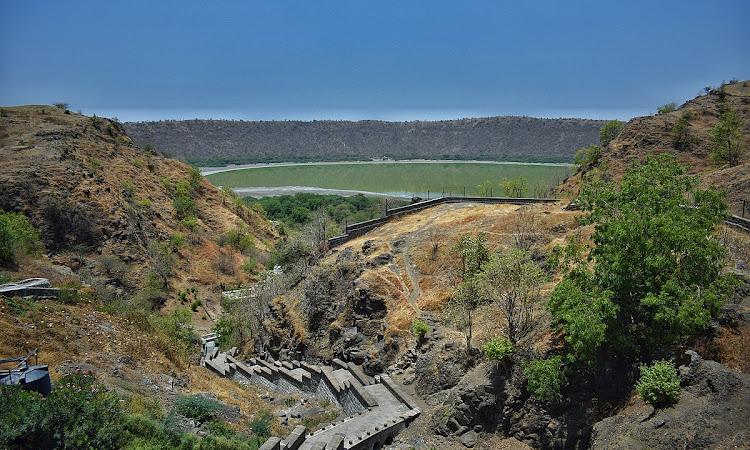 TEMPLES AROUND LONAR LAKE BULDHANA, AURANGABAD, MAHARASHTRA