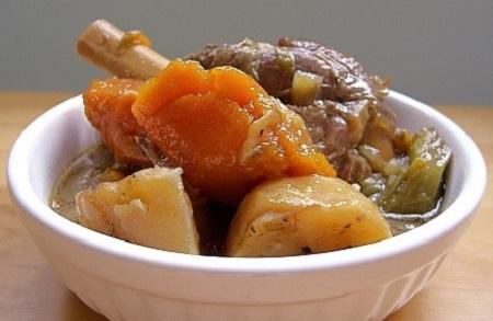 Ybeg Tibs Wat Spicy Ethiopian Lamb Stew