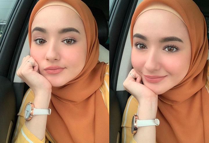 Gambar Hannah Delisha Pelakon Cantik dari Singapura