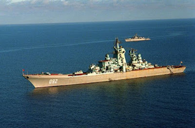 Kelas Kirov (Rusia) - 252 meter