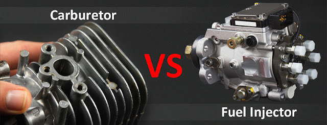 Carburetor Vs. Fuel Injection