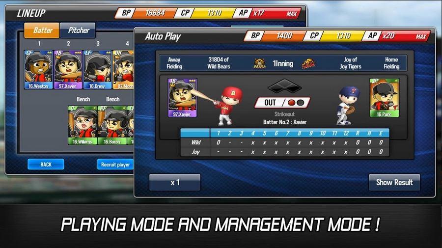 Baseball Star 1.6.9 MOD APK [Unlimited Money/Gold/Diamond] 1