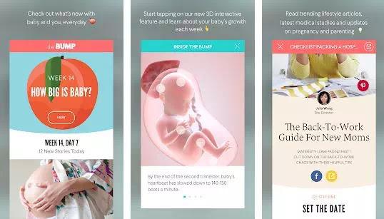 Aplikasi Kehamilan Gratis Terbaik di Android dan iOS-7